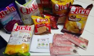 Voucher Map & Paket Produk Qtela : Hadiah Main Bareng Keluarga
