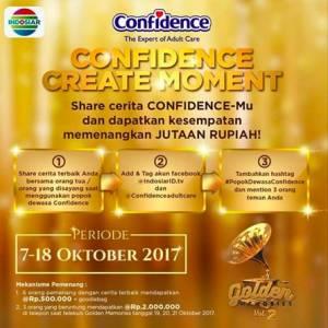 Share Cerita Confidencemu Berhadiah Jutaan Rupiah