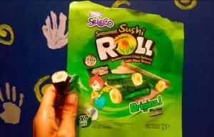 Seawed Sushi Roll :  Diluar Ekspektasi
