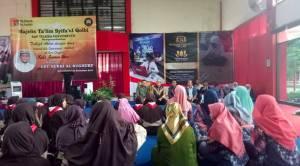Tabligh Akbar Majlis Talim Syifaul Qolbi : Mendidik Generasi Muslim Kids Jaman Now