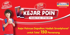 SGM Indomaret Berhadiah 150 Smartphone