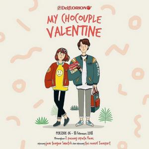 My Chocho Pie Valentine Berhadiah Menarik Beserta Pasangan