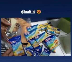 Paket Produk Kraft : Hadiah Kraft Berbagi Kreasi