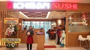 Ichiban Sushi Purwokerto : Openingnya Rame!