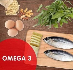 Seberapa Penting Minyak Ikan & Omega 3 Dibutuhkan Sikecil?