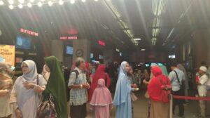 Antusias Film Hayya Di CGV RSM Purwokerto, Tayang Perdana Full!