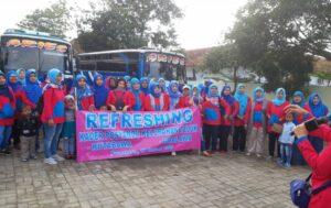 Refreshing Kader Posyandu Kelurahan Teluk, Goes To Golaga Dan Kutabawa Purbalingga
