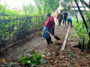 Kerja Bakti (Di Wilayah RW 16), Program Kerja Dwi Bulanan FKK Kelurahan Teluk