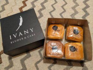 Ivany Cak & Bakery : Packingnya Saja Ekslusive