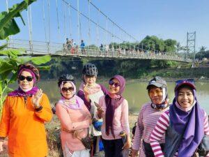 Jembatan Bokol Sumilir (Si Gantung Yang Peminatnya Menggunung)