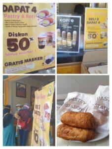 Promo Roti O Purwokerto Beli 2 Dapat 4, Hingga Akhir Agustus Ini