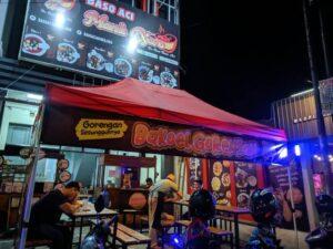 Opening Bakoel Gorengan Purwokerto, Ndadak Goreng Kuy!!