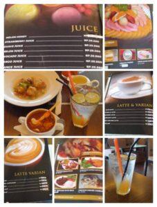 Meteor Cafe & Resto, Sajiannya Enak Semua...!!