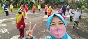 Senam Sehat Indonesia (SSI) Ashifa Perumnas Teluk Purwokerto, Sehat Segar Semangat!!