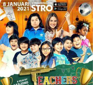 Streaming Film Teachers On Stro TV, Ngakak Bareng!!