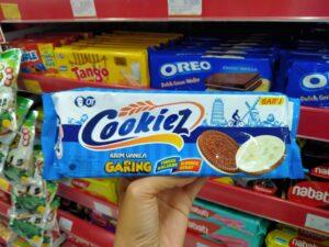 Hah Ada Cookiez Krim Vanila Garing Serenyah Ini?!