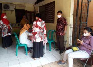 Memperingati Hari Tensi Sedunia  Dikelurahan Teluk Purwokerto Selatan : Tekanan Darah Berapa Dapat Dikatakan Hipertensi?