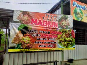 Pecel Pincuk Madiun Recommended Di Purwokerto
