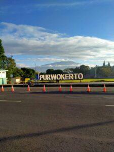 PPKM Di Purwokerto, Jalanan Lengang Waktu Lebih Senggang