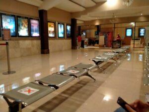 Nonton Di Rajawali Purwokerto, Berasa Di Bioskop Sendiri