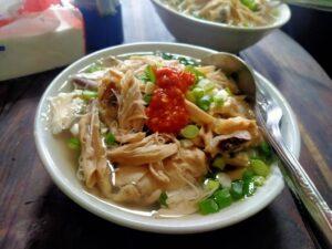 Sahoun Ayam Pak Kartim Khas Purwokerto, 12K Kenyang!!